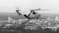 Найдена часть вертолета, потерпевшего аварию в 1986 году