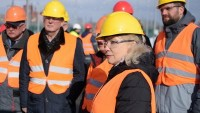 Визит заместителей главных инженеров АЭС Украины