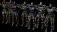 Омские десантники оденут экзоскелеты из компьтерной игры «Сталкер»