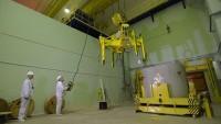 Чернобыльская АЭС начала вывоз переработанных РАО на захоронение