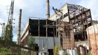 Зона отчуждения на месте бывшего биробиджанского предприятия