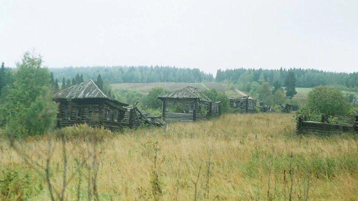 Деревня Растесс