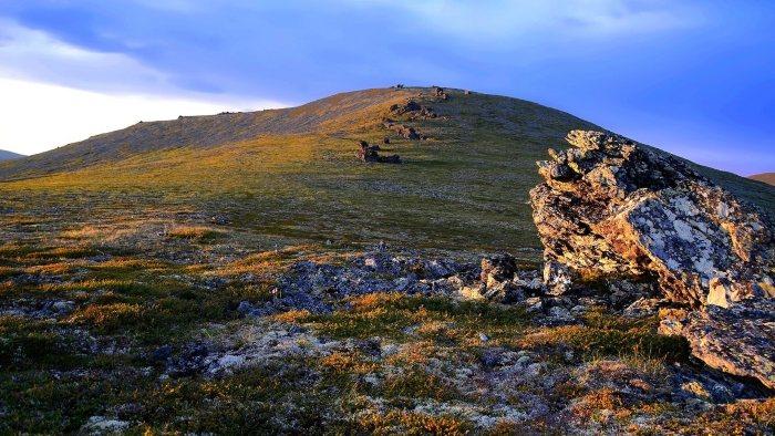 Гора мертвецов и перевал Дятлова