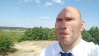 Николай Валуев побывал в нескольких километрах от Чернобыля