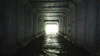 Волгоградские сталкеры - Подземная река