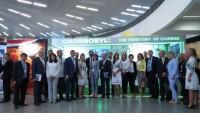 Экспонаты Чернобыльской АЭС представлены на стенде «Чернобыль: территория изменений» на международной выставке в Вене