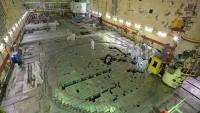 На Чернобыльской АЭС выполнены работы по демонтажу технологических каналов и каналов системы управления и защиты