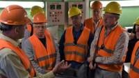 Заседание Совета главных инженеров на Чернобыльской АЭС