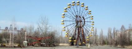 В Чернобыль... чтобы выпить кофе...