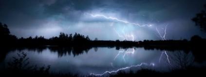 Как защититься от удара молнией